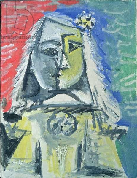 131-0059473 Las Meninas - Infanta Margarita Maria, 1957