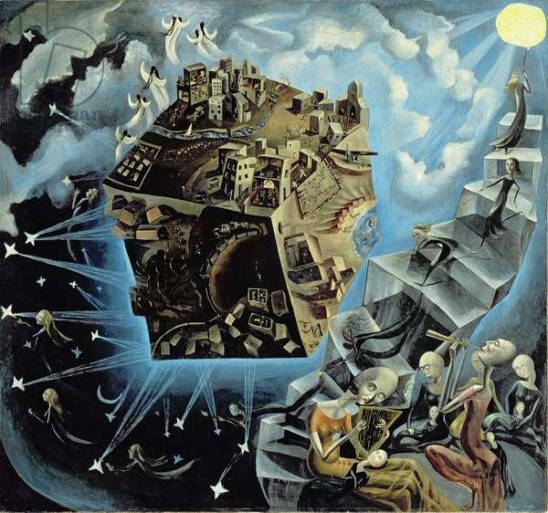World, 1929 (oil on canvas)