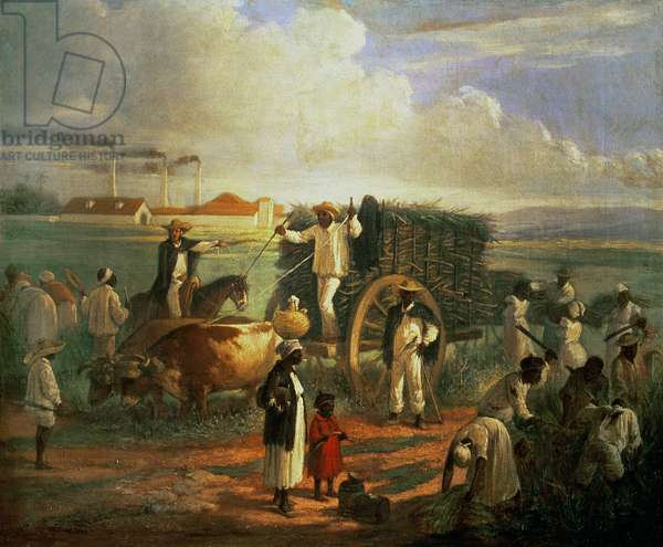 The Mill of Cana, 1874 (oil on canvas)