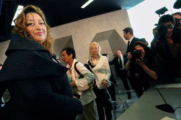 Rome - Opening of the museum of modern art Maxxi