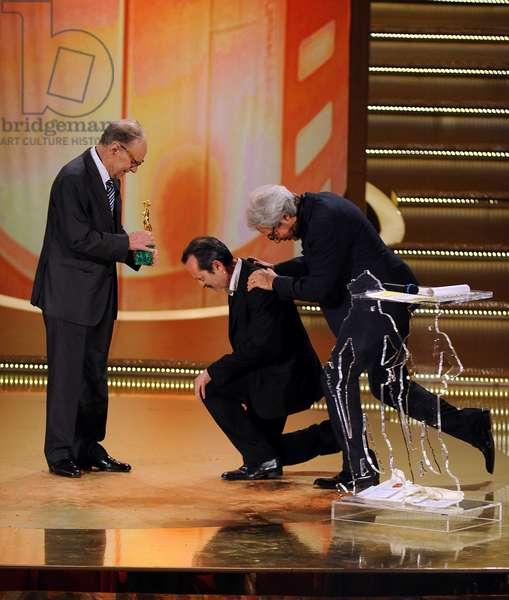 """Rome, Awards """"David di Donatello"""""""