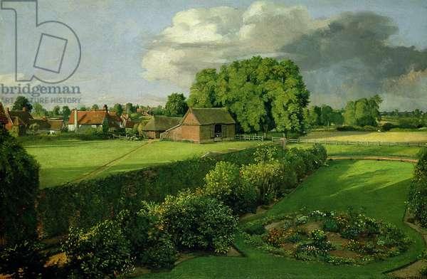 Golding Constable's Flower Garden, 1815 (pair of 991)