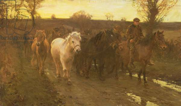 Travellers, 1910