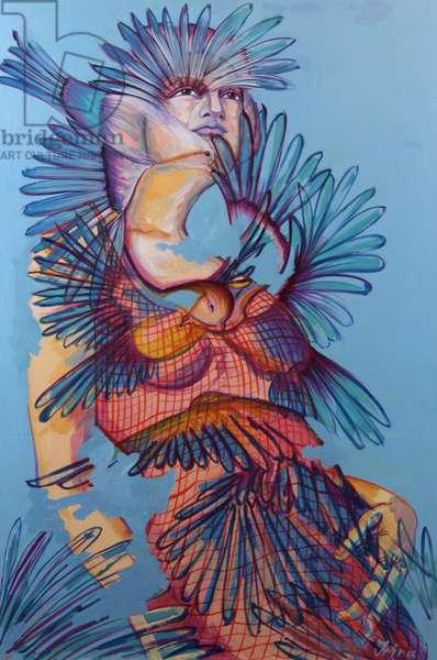 Dreams, 2015 (oil on canvas)