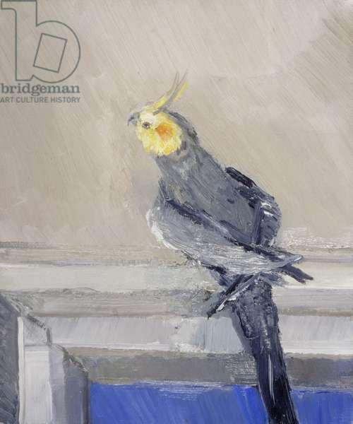 Bird, 1999 (oil on canvas)