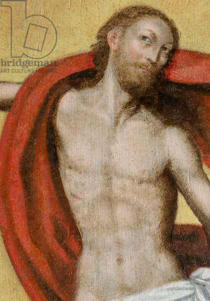 Triptych of Aubery, 1603 (painting on wood)