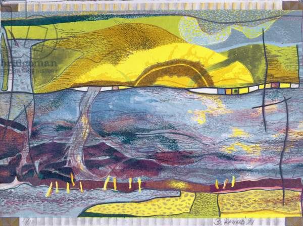 Untitled, 1991 (litho)