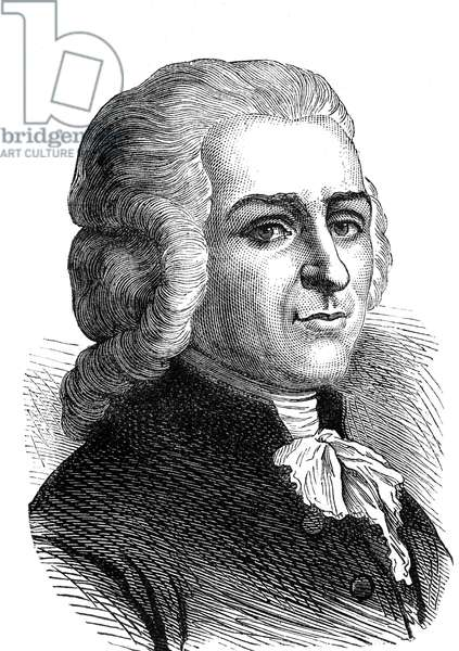 Joseph Ignace GUILLOTIN (1738-1814), French physician and politician.