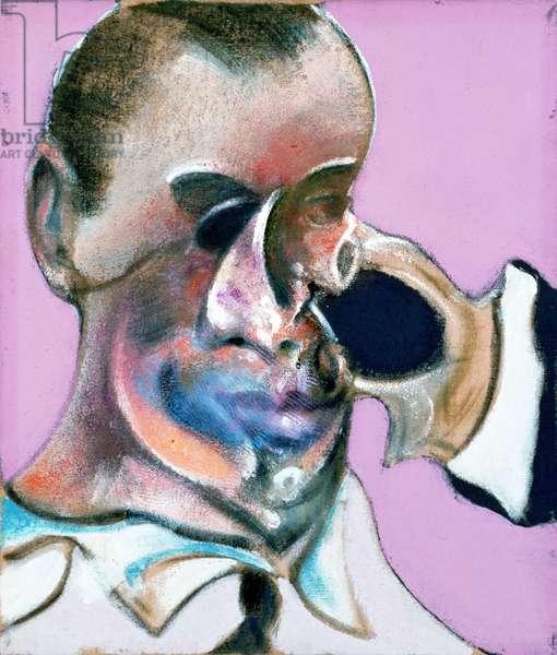 Study of a Portrait of a Man, 1969