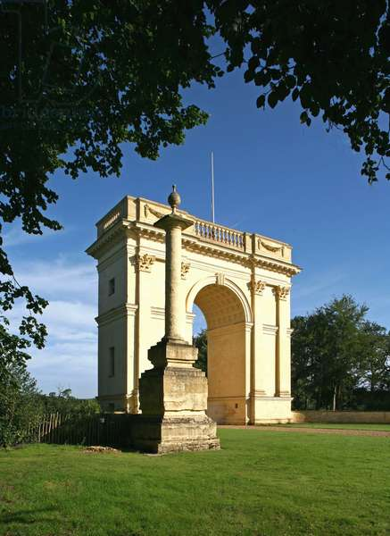 The Corinthian Arch, Stowe (photo)