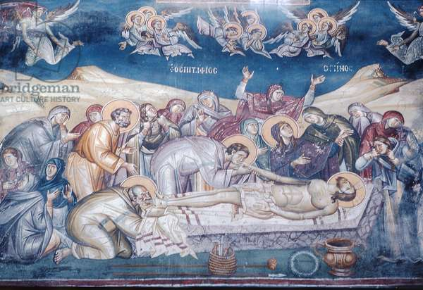 Mourning of Christ (fresco)