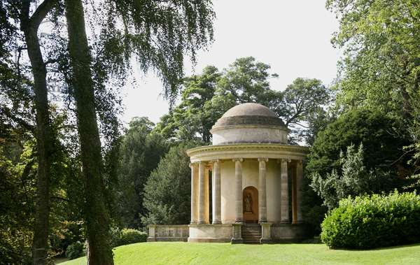Temple of Ancient Virtue, Stowe (photo)