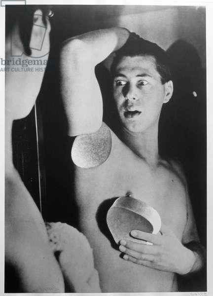 Self Portrait, 1932 (silverprint)