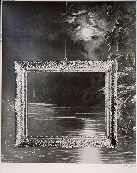 Look into Life, 1931 (silverprint)