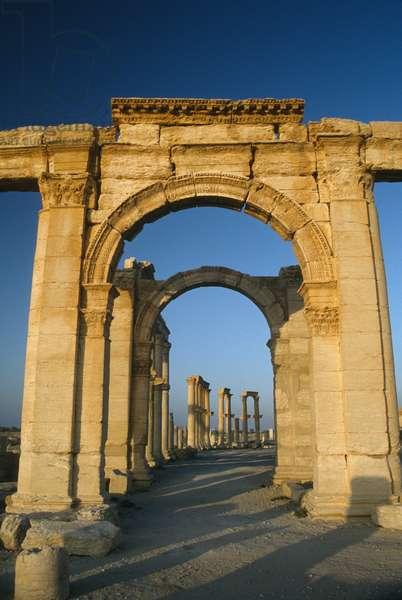 An arch (photo)