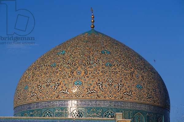 The Mosque of Sheikh Lotfollah, Imam Khomeini square (photo)