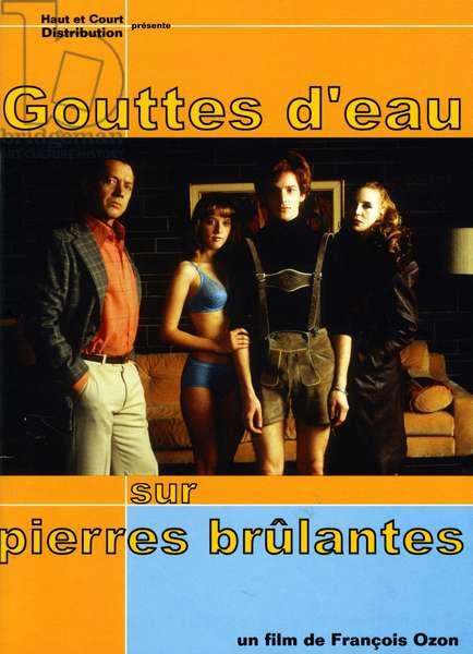 GOUTTES D'EAU SUR PIERRES BRULANTES