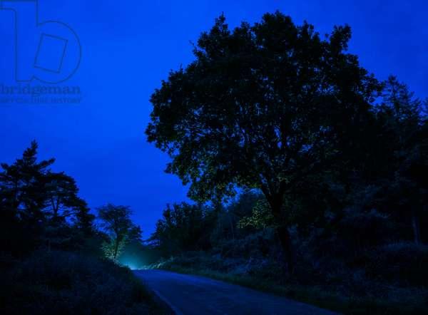 Walking in Darkness