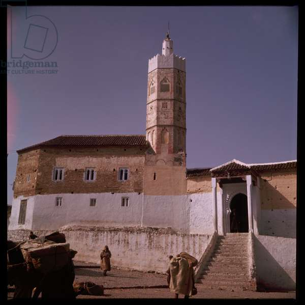 Images of Tangier and wider Morocco, early 1960's (photo)