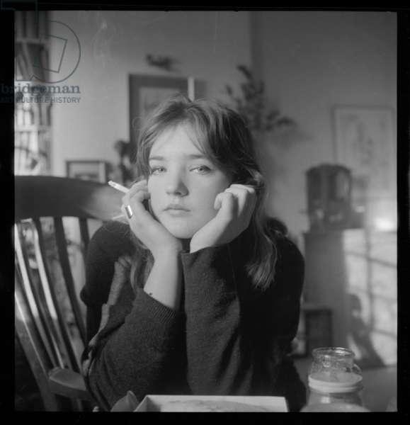 Rose Barker, c.1965 (b/w photo)