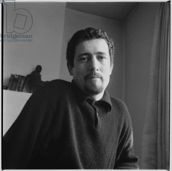 John Paine, London, UK, mid 1950's (b/w photo)
