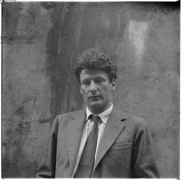 Lucian Freud, Soho, 1960s (b/w photo)