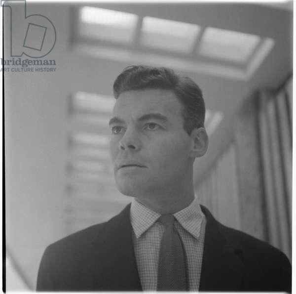 Simon Turnbull, c.1955 (b/w photo)