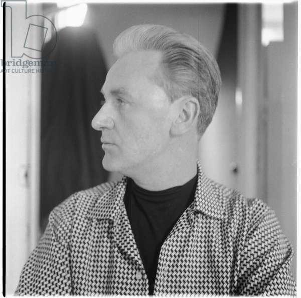 Gerry Fitlog, c.1955 (b/w photo)