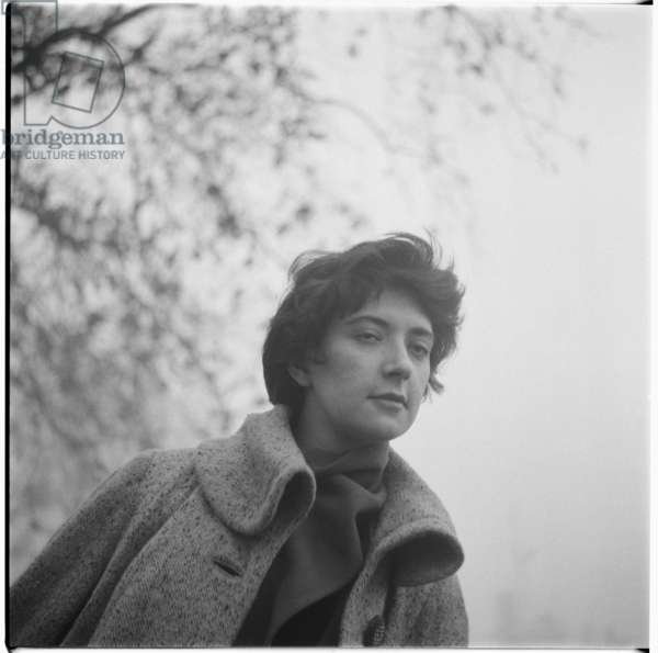 Shelagh Delaney, c.1959 (b/w photo)
