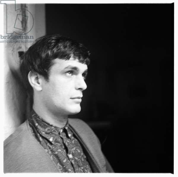 portrait of unknown man, London early 1960's