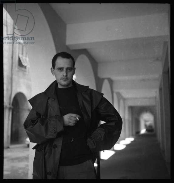 Flavio, mid 1950's (b/w photo)