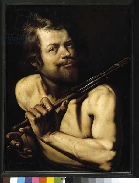Self-portrait, 1614 (oil on canvas)