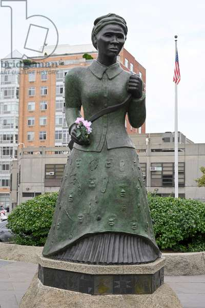 Memorial Harriet Tubman, New York City, United States (photo)