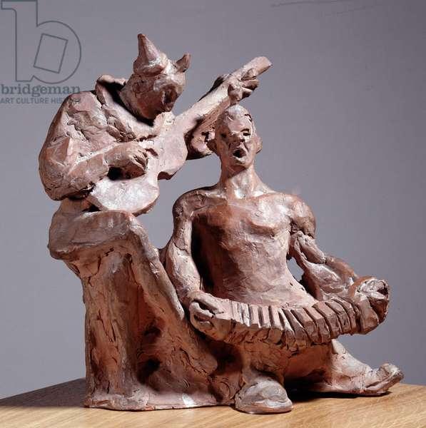 Musicians (sculpture)