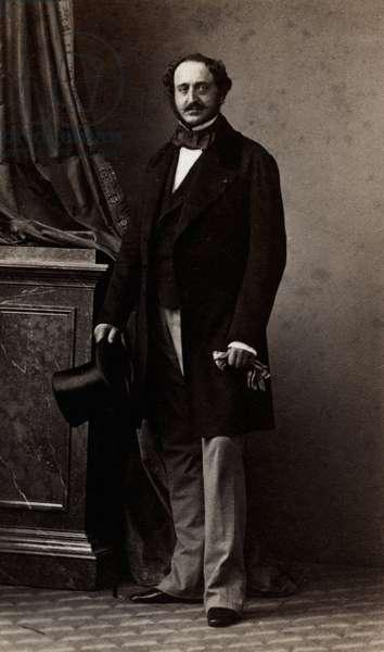 Portrait of the Duke of Grammont (Agenor de Gramont (1819-1880)
