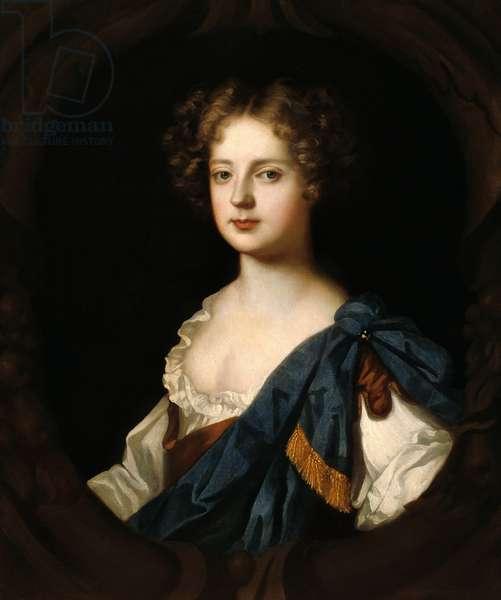 Portrait of Nell Gwynne, c.1680 (oil on canvas)