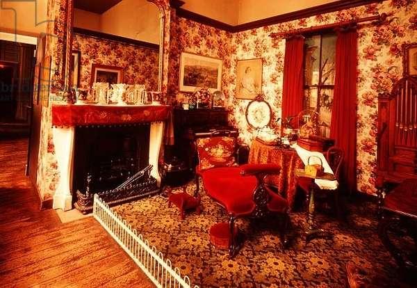 Victorian boudoir