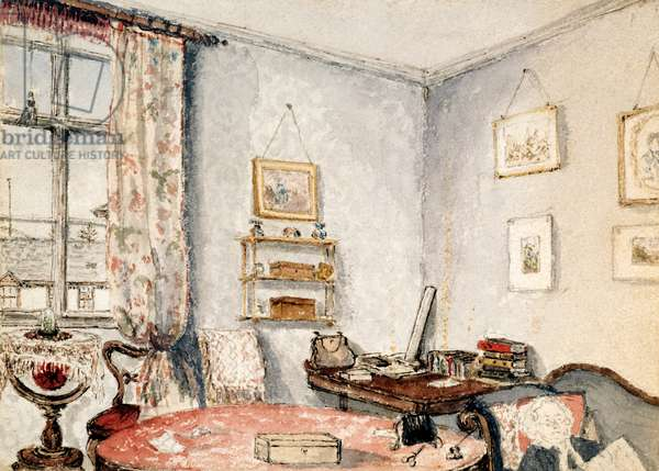 Windermere/Annie Scott - Gadringal - EK., c.1850 (w/c on paper)