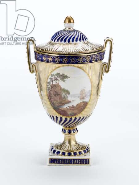 Urn, c.1782 (porcelain)