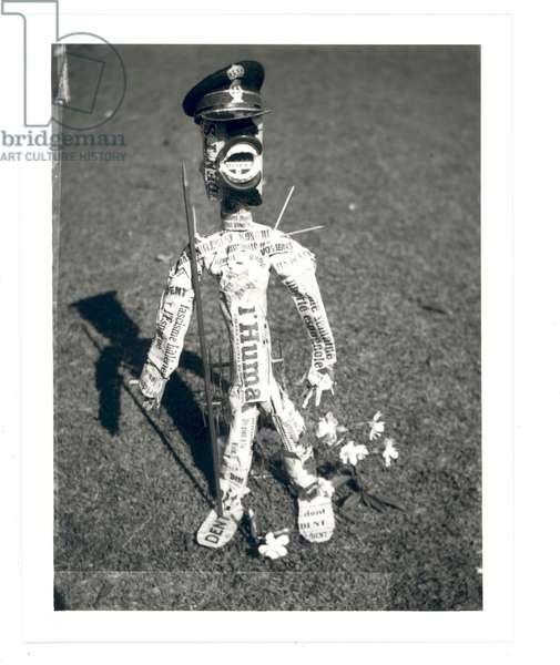 Doll 1, 1936-39 (b/w photo)