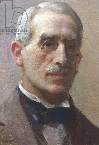 Self Portrait, 1925 (oil on plywood)