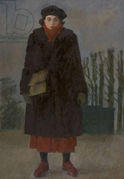 Madame Gilles, 2003-04 (oil on canvas)
