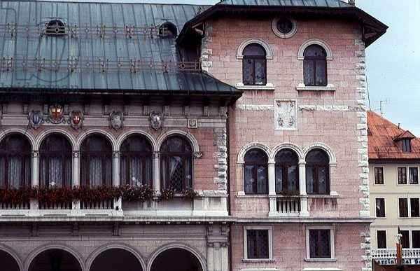 Palazzo Comunale of Asiago, Veneto, Italy (photo)