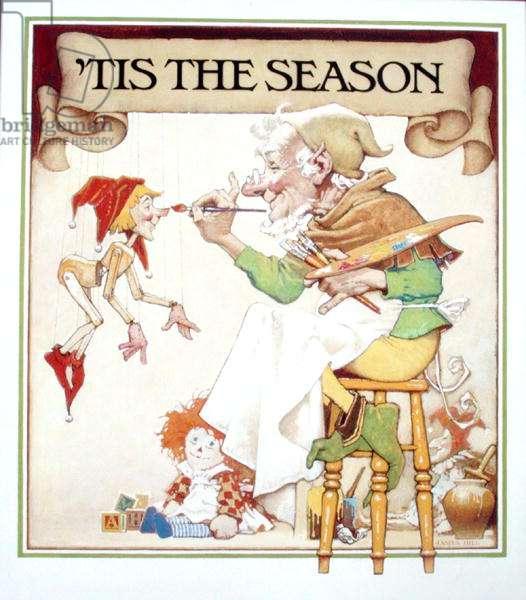 'Tis the Season (colour litho)