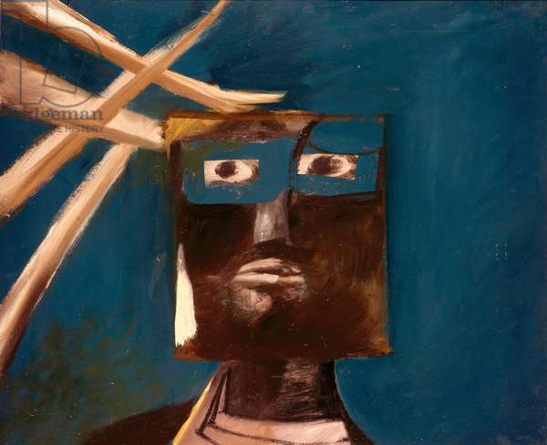 Ned Kelly, 1955 (board)