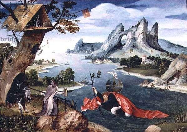 St. Christopher (panel)