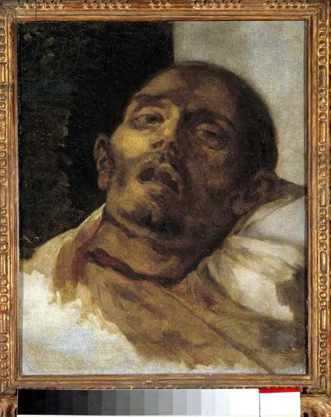 Painted by Gustave Courbet (1819-1877), 19th century.