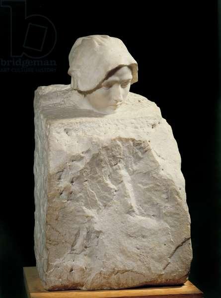 La pensee Sculpture d'Auguste Rodin (1840-1917) 1886-1889 Paris, Musee Rodin