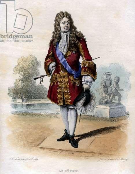 Portrait of Philip II Duke of Orleans (1674-1723) Regent.