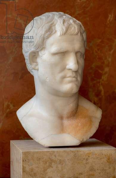 Art Rome Bust d Agrippa (ca. 64 BC - 12 BC)